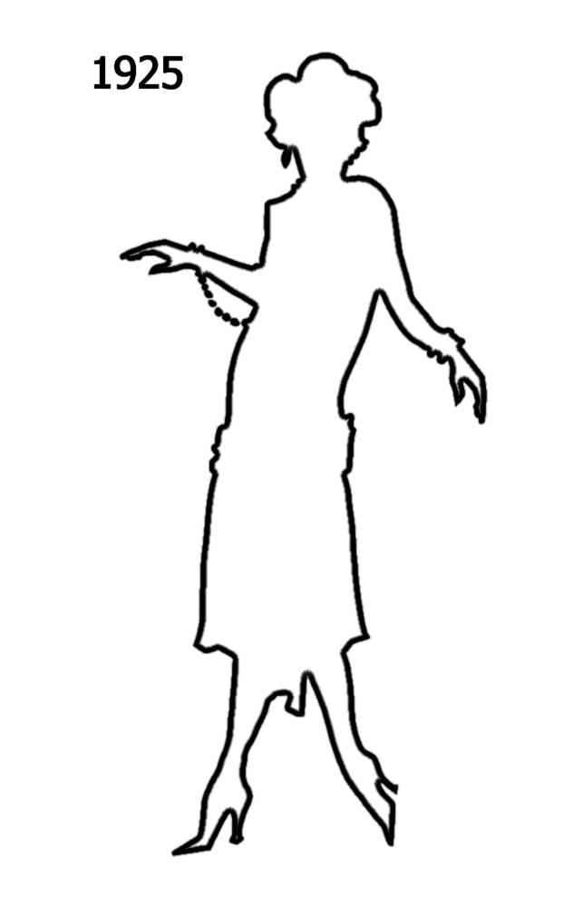Free Female Body Silhouette, Download Free Clip Art, Free