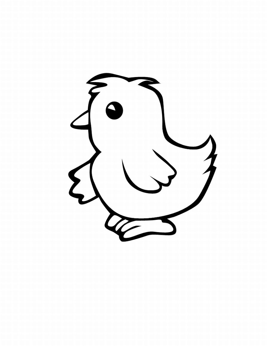 Free Chicken Pictures To Colour In, Download Free Chicken