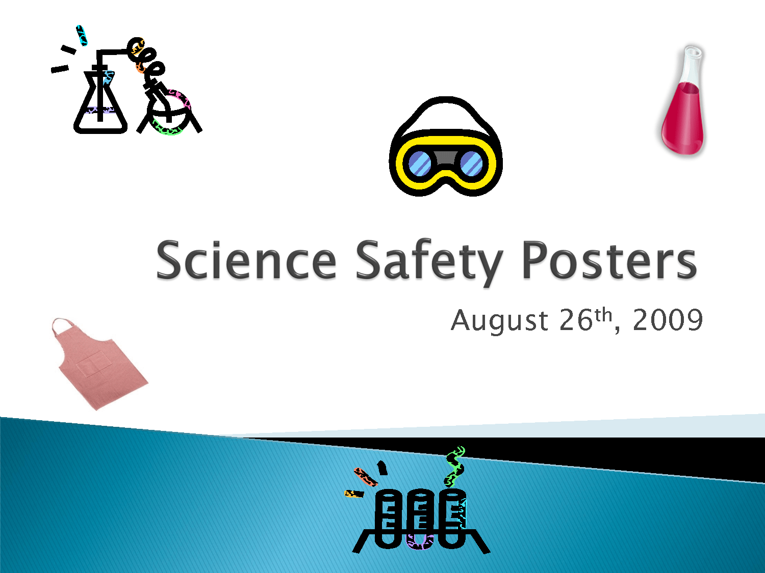 Lab Safety Poster