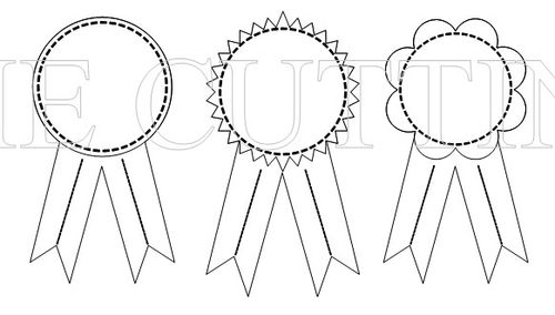 Free Ribbon Template, Download Free Clip Art, Free Clip
