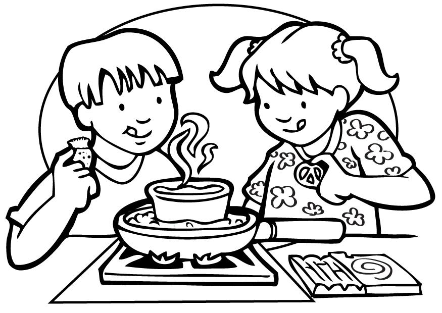 Free Cooking Pictures For Kids, Download Free Clip Art