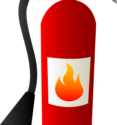 fire safety clipart clipart library free clipart images [ 4756 x 8170 Pixel ]
