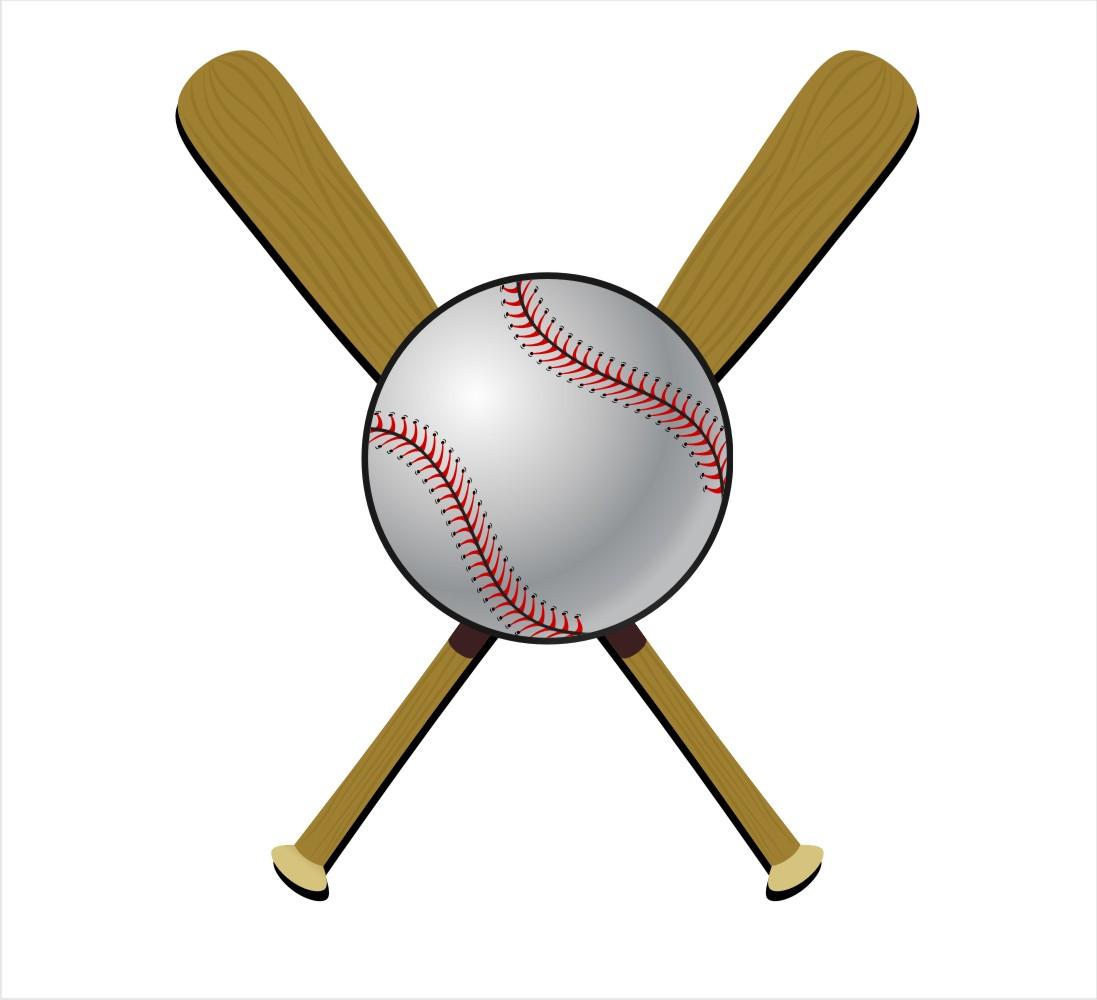Baseball-Bats.jpg - Clipart library - Clipart library