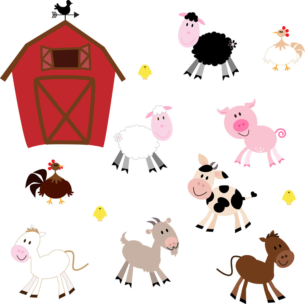 medium resolution of free clip art farm animals clipart library free clipart images