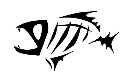 Free Fish Bones Clipart, Download Free Clip Art, Free Clip
