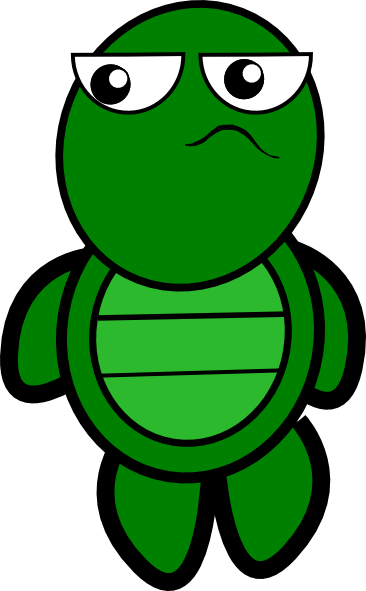 free turtles clipart