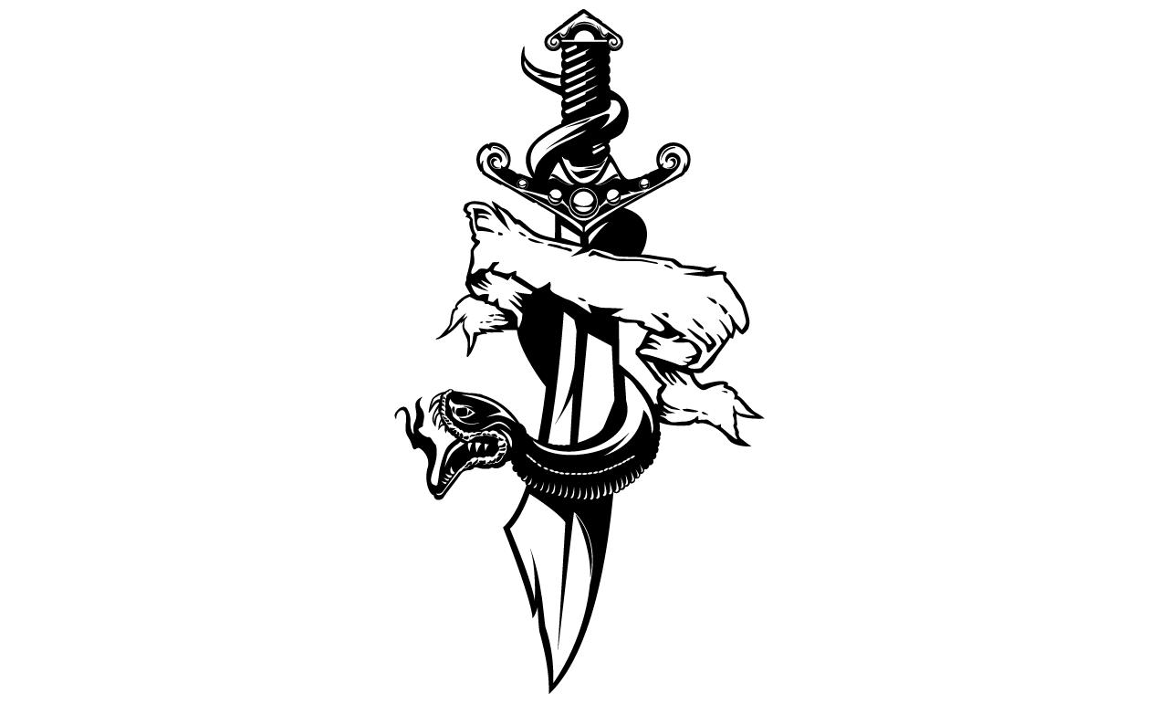 Free Vector Tattoo Download Free Clip Art Free Clip Art