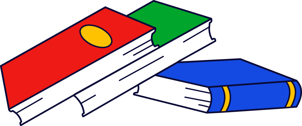 medium resolution of row of kids books clipart library free clipart images