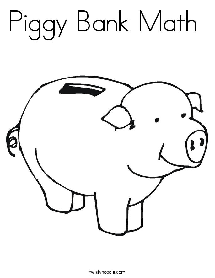 Free Picture Of A Piggy Bank, Download Free Clip Art, Free