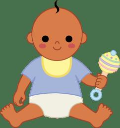 little baby boy 2 free clip art [ 5175 x 5502 Pixel ]