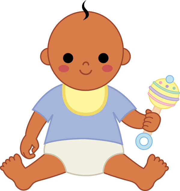 Free Baby Boy Clipart Clip Art