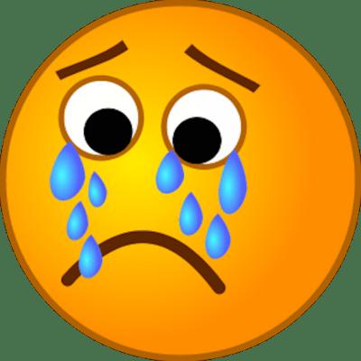 free sad face download
