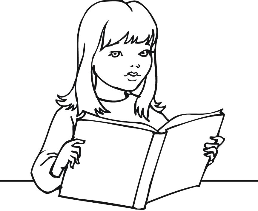 Free Pictures Of Reading A Book, Download Free Clip Art