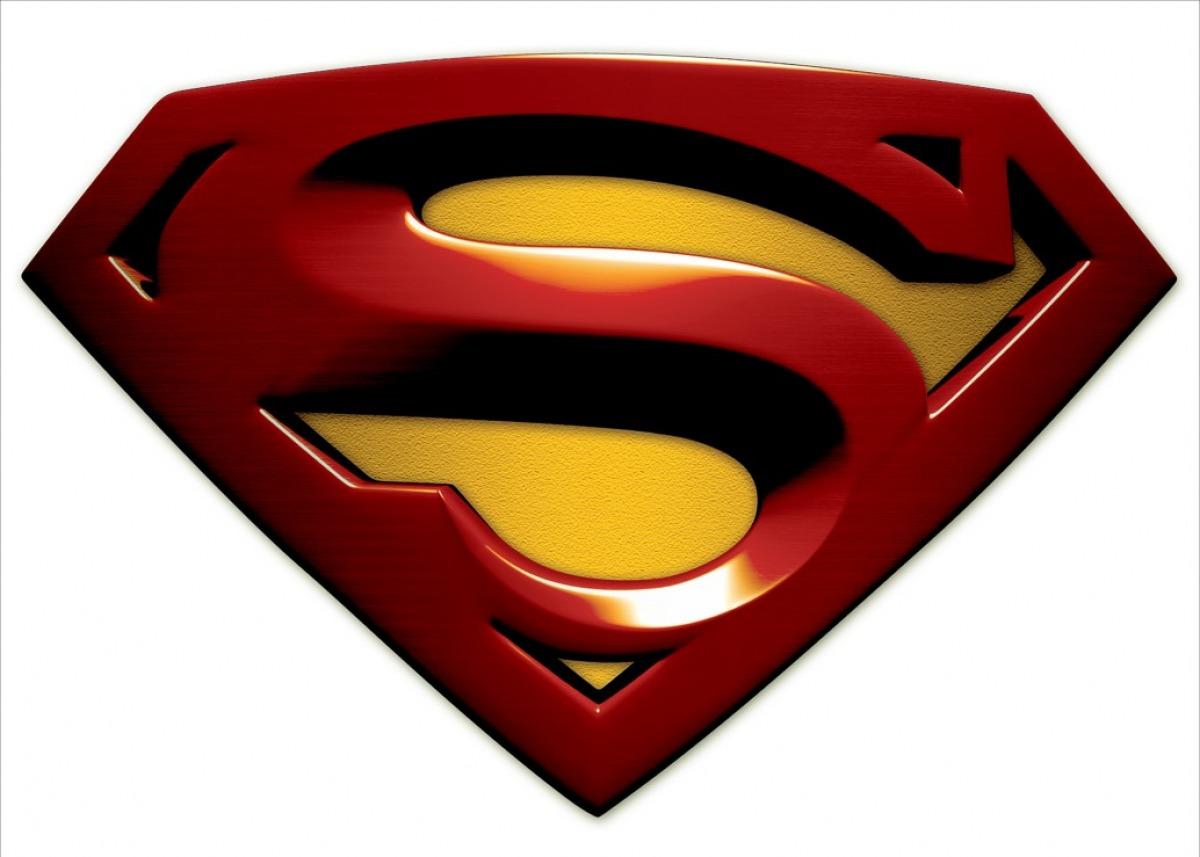 free superman logo vector