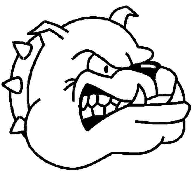 Free Mean Dog Cartoon, Download Free Clip Art, Free Clip