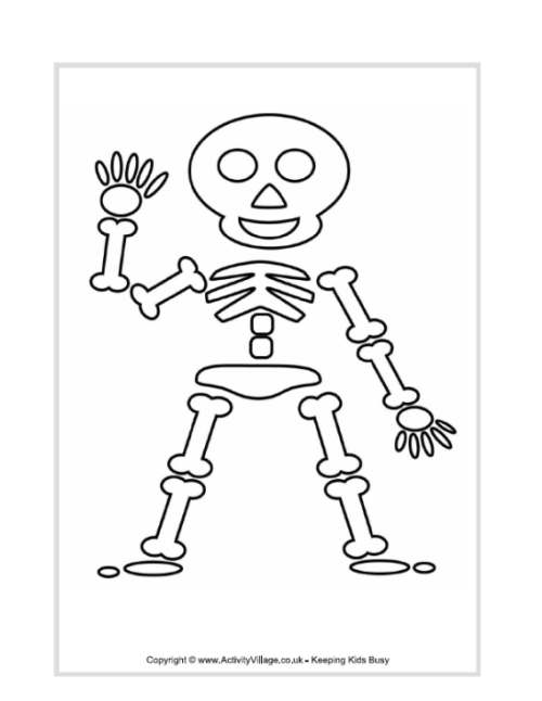 small resolution of body parts coloring pages for preschool free coloring pages for kids