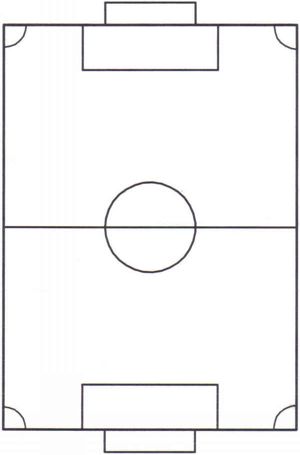 football pitch diagram to print lewis dot for cs2 free soccer field template download clip art on clipart library