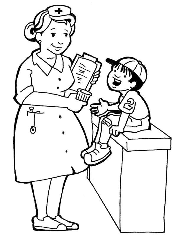 Free Nurse Cartoon Picture, Download Free Clip Art, Free