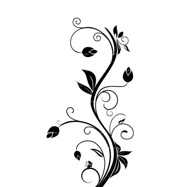 free floral design clipart