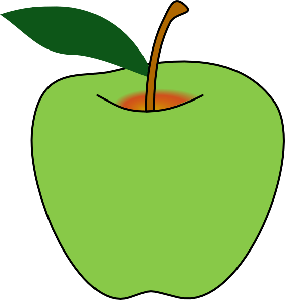 free public domain apple