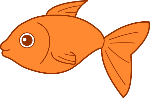 cute fish clipart library