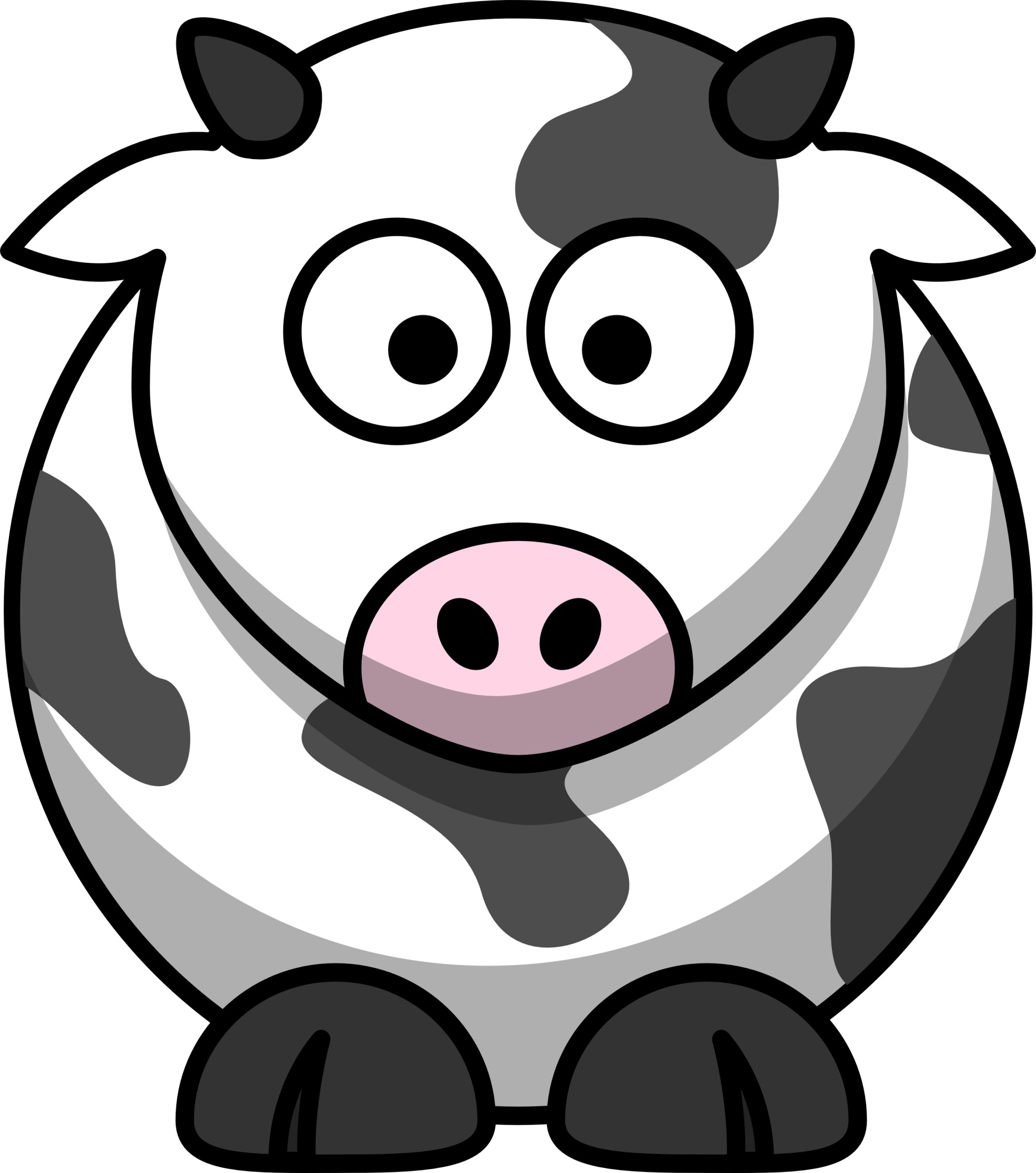 hight resolution of image 49 free cartoon cow clip art jpg