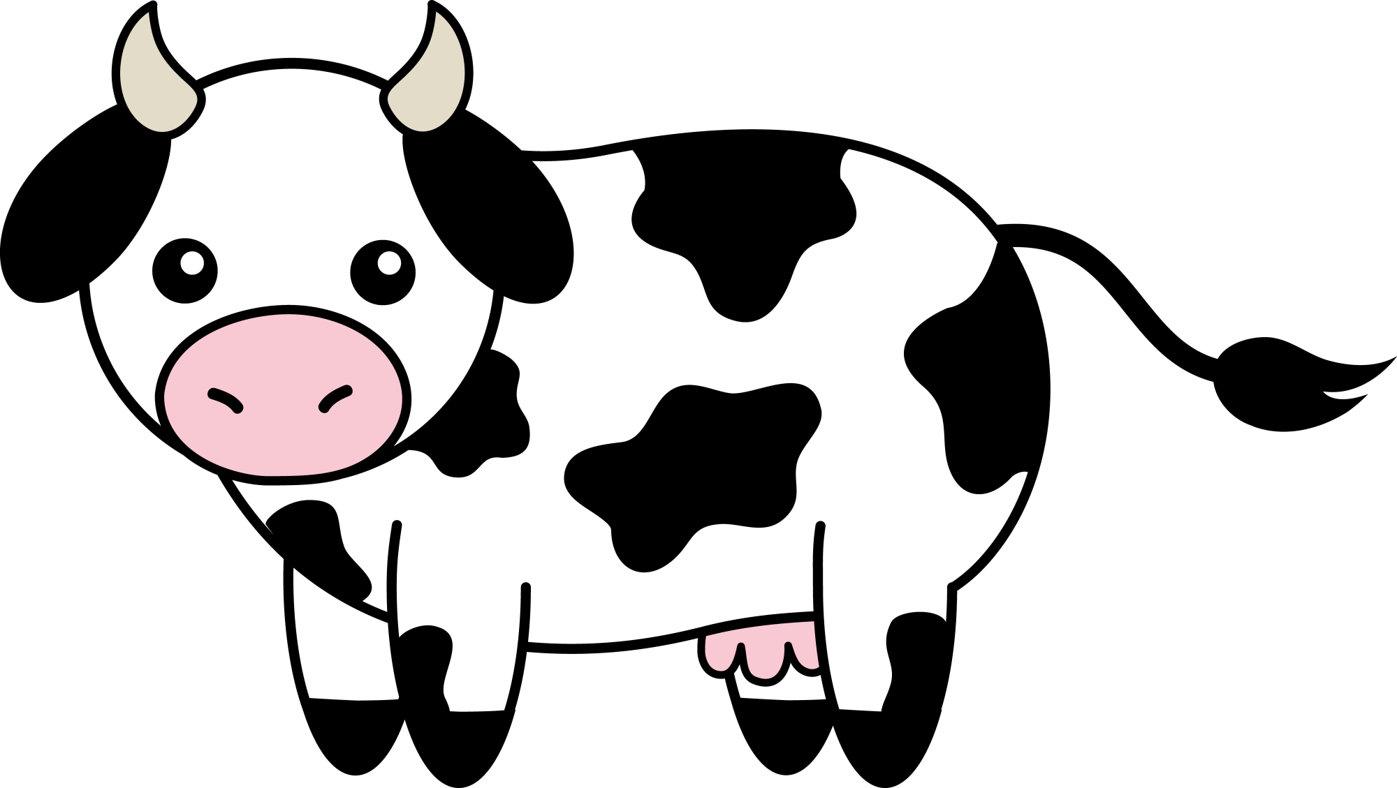 hight resolution of cow head clipart black and white clipart library free clipart images
