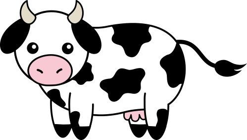 small resolution of cow head clipart black and white clipart library free clipart images