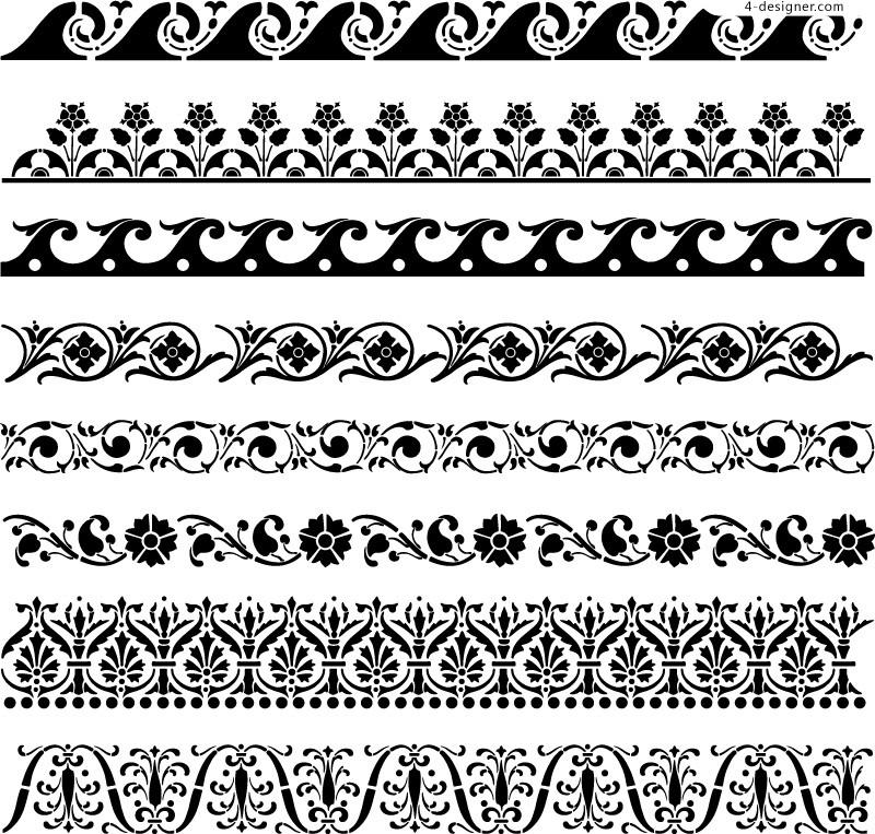 free design black and