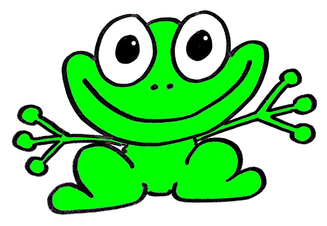 free animated frogs images