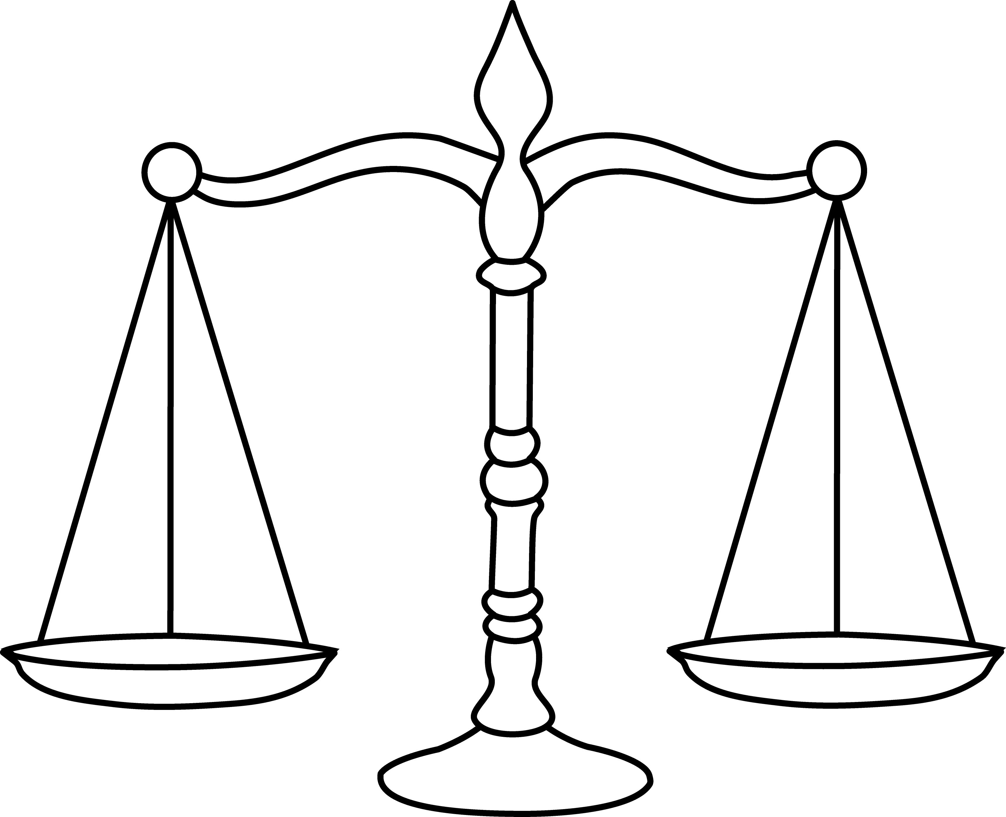 Free Scales Of Justice Clipart, Download Free Clip Art