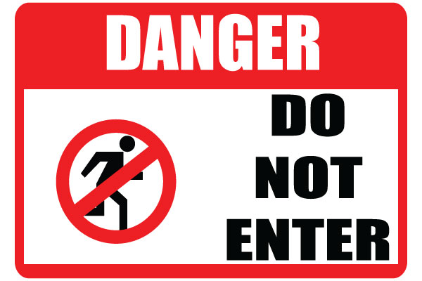 Free Printable Warning Signs, Download Free Clip Art, Free