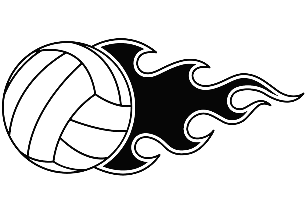 Free Cartoon Volleyball Pictures, Download Free Clip Art