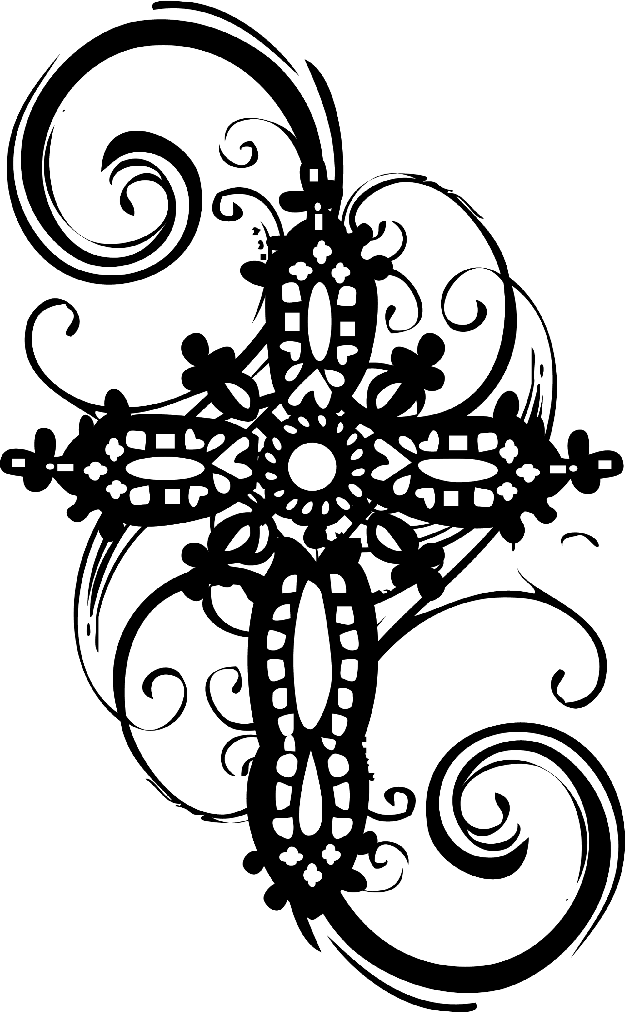hight resolution of jesus cross clip art clipart library