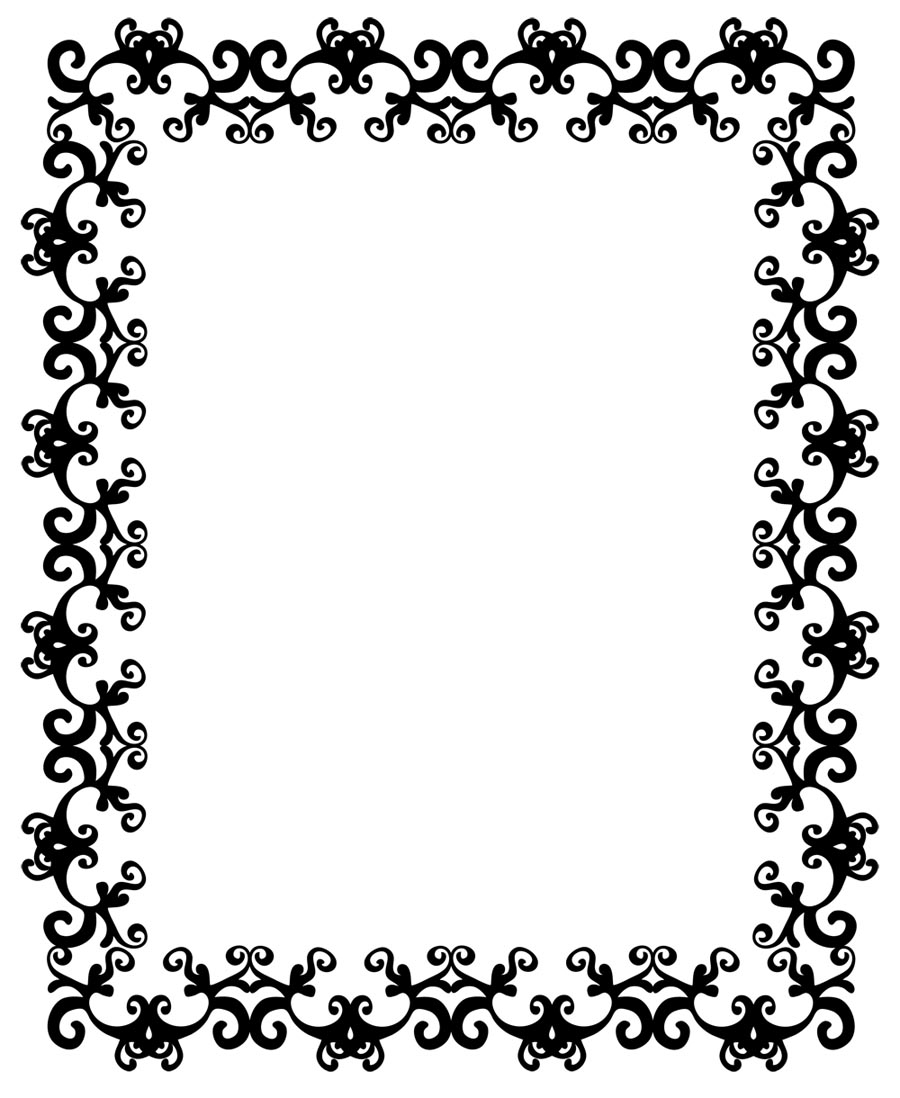 Free Images Of Borders And Frames, Download Free Clip Art
