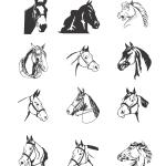 Free Horse Silhouette Tattoo Download Free Clip Art Free Clip Art On Clipart Library