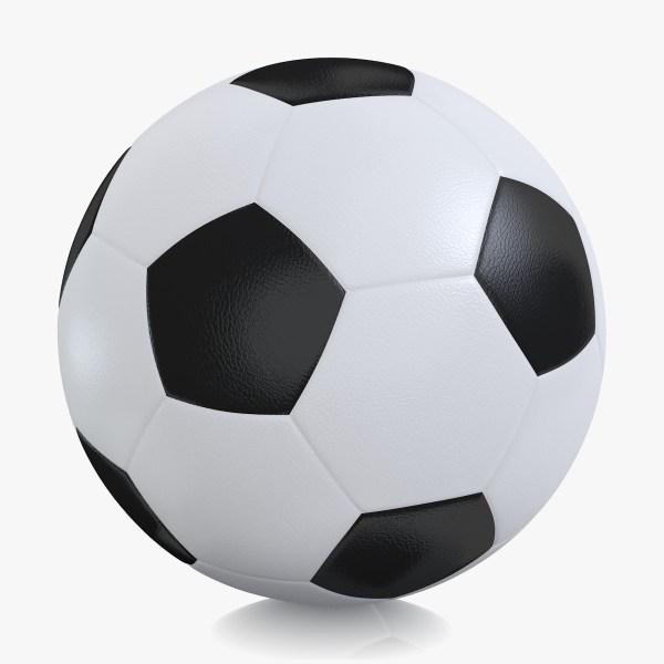 Free Football Ball Clip Art