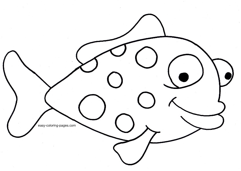Free Rainbow Fish Outline, Download Free Clip Art, Free