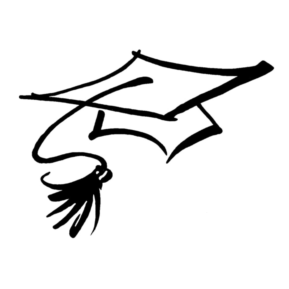 Free Grad Hat, Download Free Clip Art, Free Clip Art on