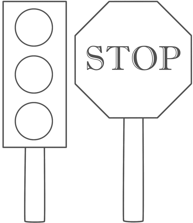 Free Traffic Light Template Download Free Clip Art Free