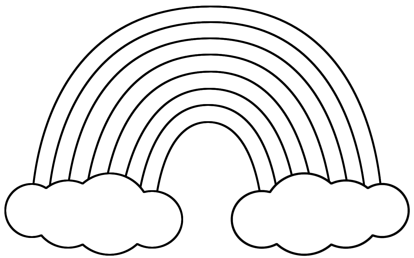 Free Printable Cloud Template Download Free Clip Art