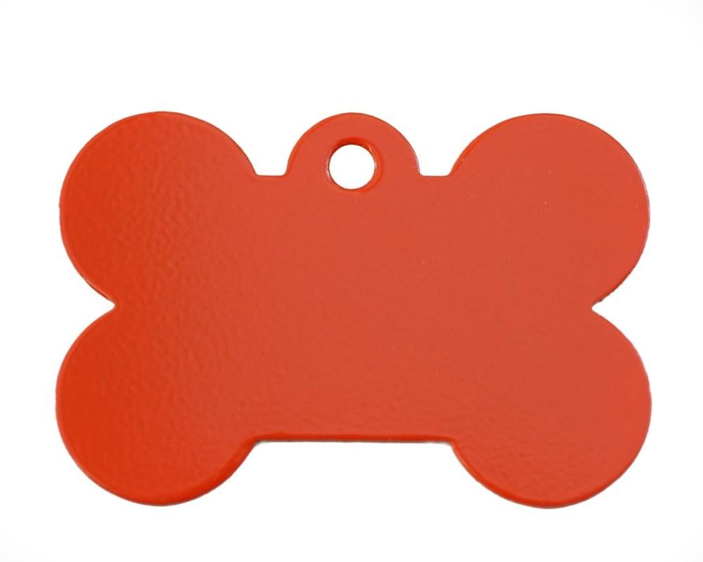 medium resolution of large red bone dog id tag classic happy dog days
