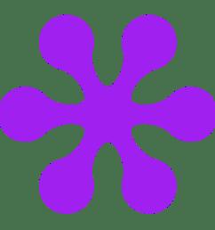 flowers for purple flowers clip art [ 999 x 990 Pixel ]