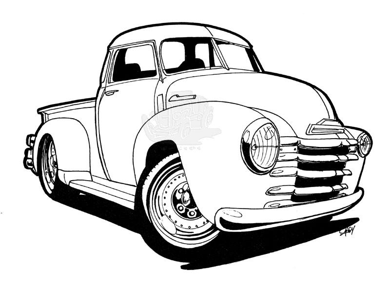 Free Cartoon Pickup Truck, Download Free Clip Art, Free