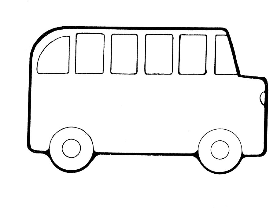 Free Cartoon Picture Of A Bus, Download Free Clip Art