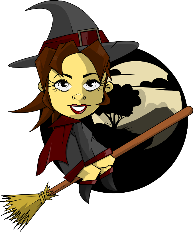 free pictures of witches
