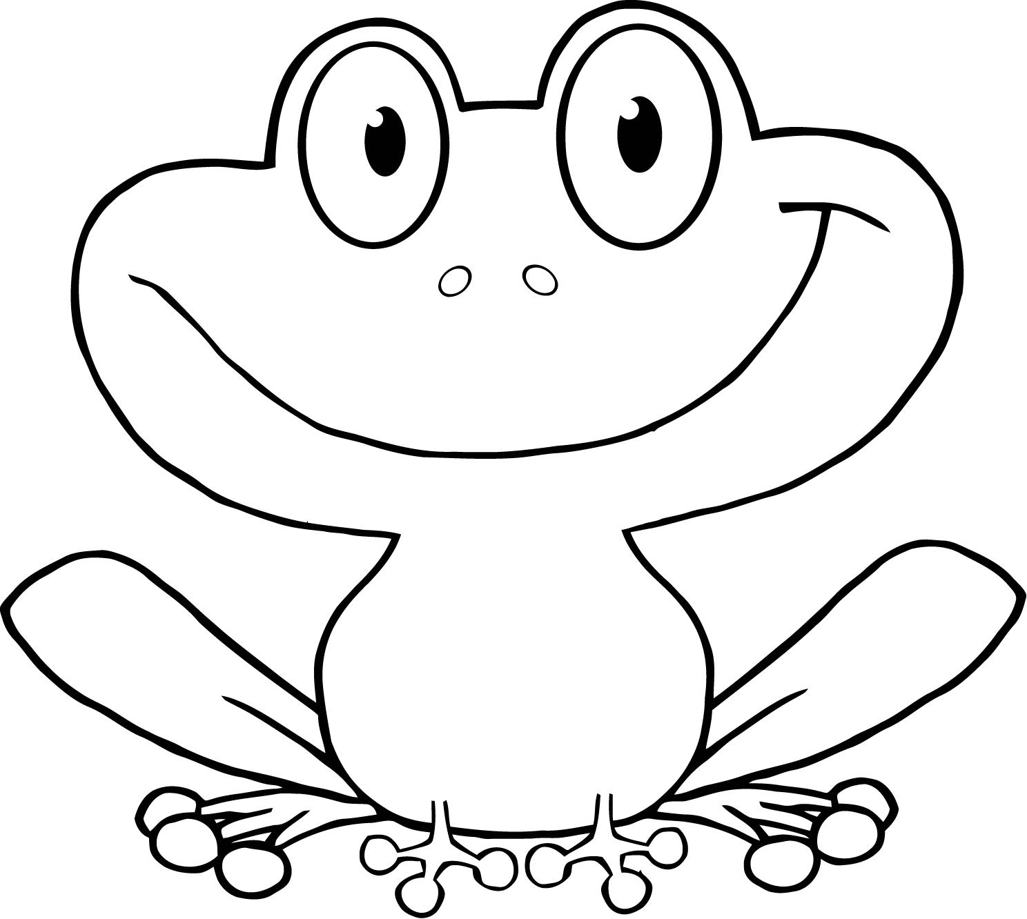 hight resolution of frog pics for kids clipart library