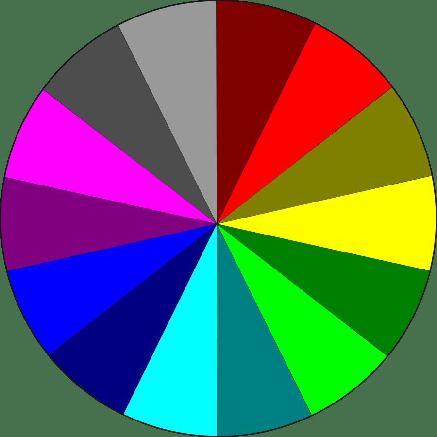 medium resolution of pie chart clipart vector clip art online royalty free design