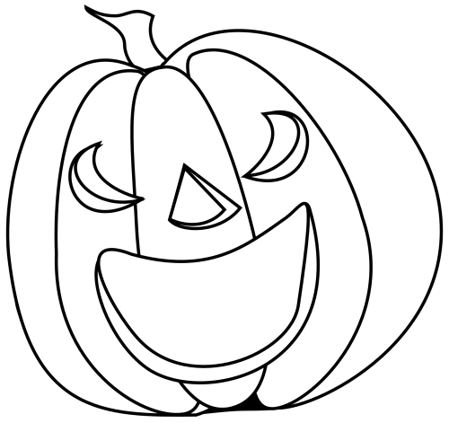 small resolution of halloween clip art black and white pumpkin clipart library free