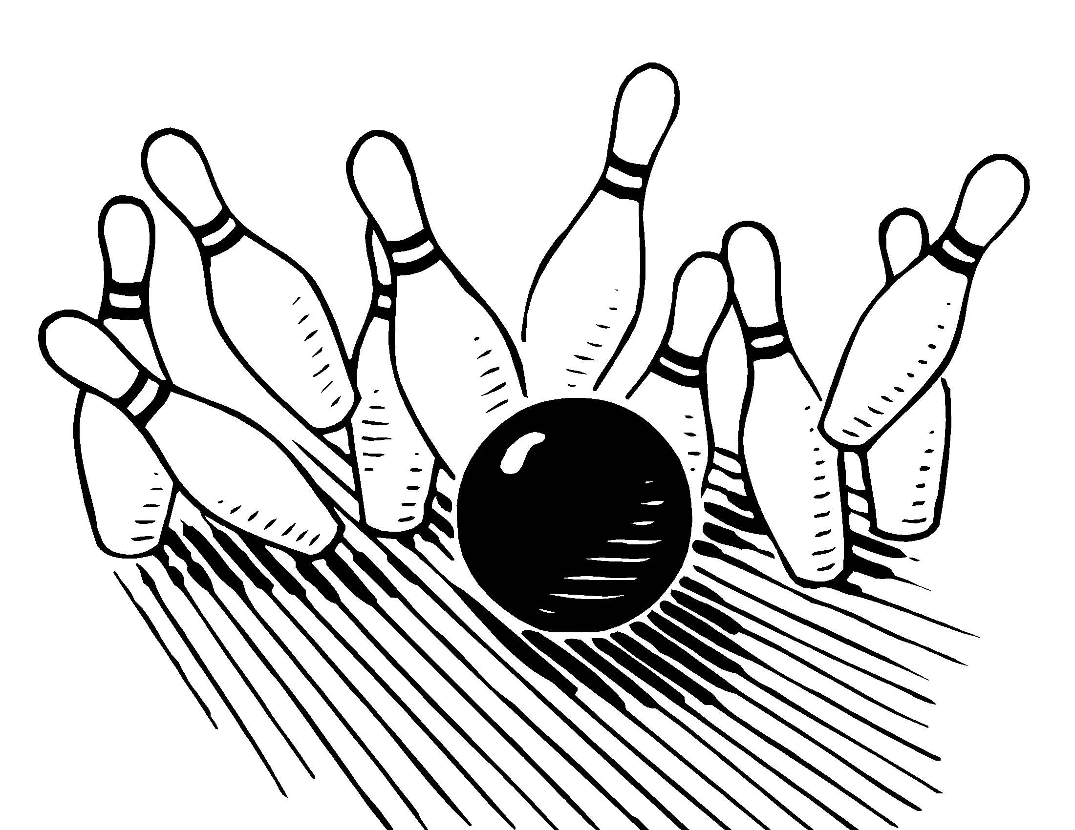 Free Pictures Of Bowling Pins And Balls, Download Free